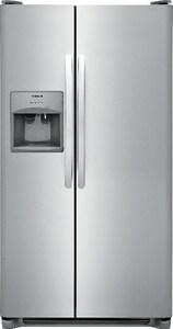 Frigidaire 33 in. wide 22 cf. Side-by-Side Refrigerator FFFSS2315TS