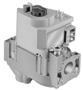 Honeywell Home 1/2 in inlet/ 1/2 in outlet 24V Gas Valve HVR8204A2076