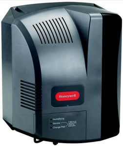 Honeywell Home TrueEase™ 18 gal Fan Power Evaporative Humidifier in Grey HHE300A1005