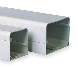 Diversitech SpeediChannel™ 6 in. Plastic Line Set Cover Clip DIV230D6