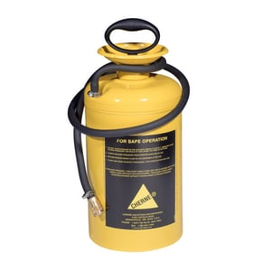 Cherne Air-Loc® 2 gal Smoke Fluid Container with Hose C036488 at Pollardwater
