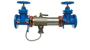 Watts Series 957 6 in. Stainless Steel Grooved 175 psi Backflow Preventer W957NRSU at Pollardwater