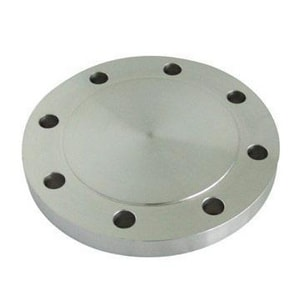 10 in. Blind 150# Carbon Steel Raised Face Flange GRFBF10