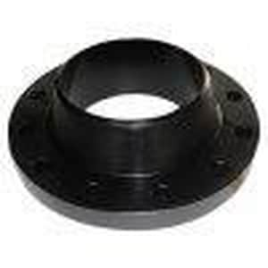 1 in. Weldneck 150# Extra Heavy Carbon Steel Raised Face Flange GRFWNFXHB
