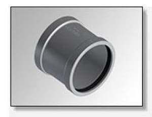 Harrington Corporation 6 in. Gasket Straight SDR 35 PVC Sewer Repair Coupling H350906