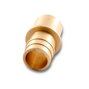Uponor ProPEX® 1-1/2 in. PEX x Copper Brass Fitting Adapter ULF4501