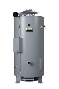 A O Smith Master Fit 100 Gal 199 Mbh Natural Gas Commercial Water Heater 100119136 Ferguson