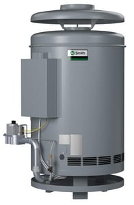 A.O. Smith Burkay® Commercial and Residential Gas Boiler 300 MBH Natural Gas AHW30012N006000