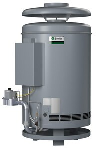 A.O. Smith Burkay® Commercial and Residential Gas Boiler 300 MBH Propane AHW30012P000000