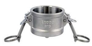 FNW® 5 in. Camlock A356-T6 Aluminum Dust Cap FNWCGDCALS