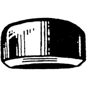 1 in. Schedule 10 316L Stainless Steel Cap IS16LWCAPG