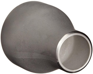 3 x 2-1/2 in. Butt Weld Schedule 10 316L Stainless Steel Concentric Reducer IS16LWCRML