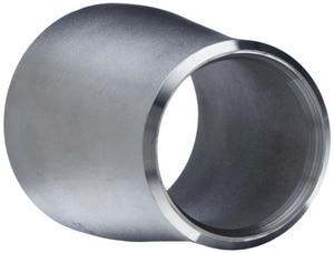 8 x 4 in. Butt Weld Schedule 40 316L Stainless Steel Concentric Reducer IS46LWCRXP