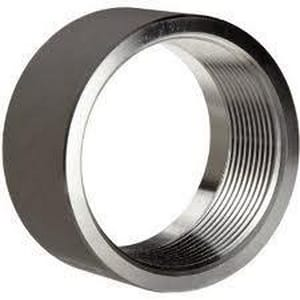 4 in. Threaded 150# 304L Stainless Steel Half Coupling IS4CTHCP