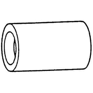3/8 in. Socket 3000# 304L Stainless Steel Coupling IS4L3SCC