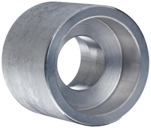 1-1/2 x 1/2 in. Threaded 150# 316 Stainless Steel Coupling IS6CTCJD