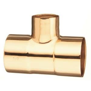 2 x 1-1/4 x 1-1/2 in. Copper Reducing Tee CTKHJ