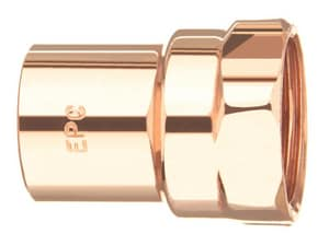 1 x 1-1/4 in. Copper x Female Reducing Adapter CFAGH