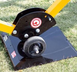18 X 16 Wheel CHOCK IMCLWC18X16 at Pollardwater