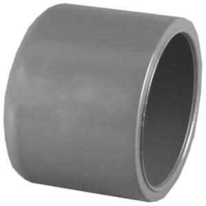 Xirtec® 3 in. Socket Schedule 80S Straight PVC Cap P80SCAPM at Pollardwater