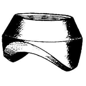 2 in. 3000# Forged Steel Threadolet TOLK