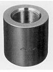 4 in. Threaded Steel Half Coupling FSTHCP