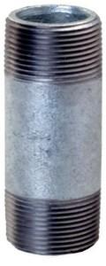 1-1/2 x 6 in. Threaded Galvanized Steel Nipple IGNJU