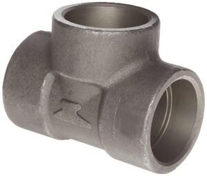 1-1/2 x 1-1/2 x 1/2 in. Socket 3000# Forged Steel Reducing Tee FSSTJJD