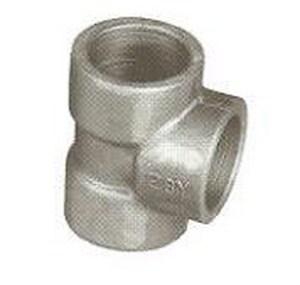 2-1/2 in. Socket Forged 3000# Steel Tee FSSTL