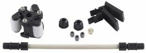 Stenner Versilon® 100 psi #1 Pump Head Service Kit for Classic Series Metering Pumps SQP10T1K at Pollardwater