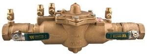 Watts Series LF009 1 in. Cast Copper Silicon Alloy FNPT Backflow Preventer WLF009M2QTG at Pollardwater