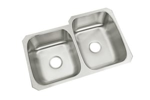 Sterling McAllister® 29 x 21 in. Double Bowl Undermount Kitchen Sink No Hole S11409LNA