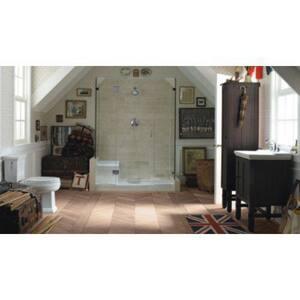 Kohler Tresham® 3-Hole Drop-In Rectangular Bathroom Sink with Overflow in Mexican Sand K2991-8-33