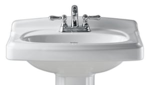 American Standard Portsmouth® Pedestal Top 8 in. Centers A0555