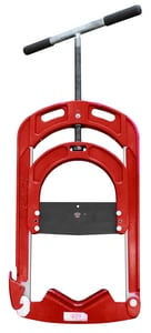 REED 3 - 8 in. Capacity Guillotine Plastic Pipe Cutter R04609 at Pollardwater