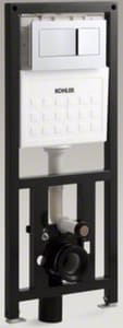 KOHLER Veil™ In-wall Tank & Carrier System Steel K6284-NA