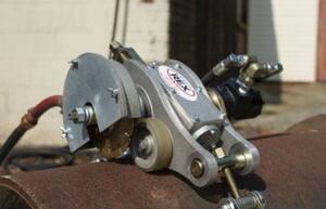Wheeler-Rex 6 - 24 in. Pipe Cutter W004624 at Pollardwater