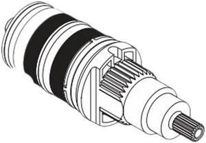 Moen Thermostatic Cartridge ExactTemp® S3371 Thermostatic Valve M147208