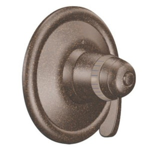 Moen ExactTemp® Two Handle Bathtub & Shower Faucet in Oil Rubbed Bronze (Trim Only) MTS3411ORB