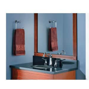 Moen Vestige™ 1.5 gpm 3-Hole Widespread Bathroom Faucet with Double Lever Handle in Oil Rubbed Bronze MT6305ORB