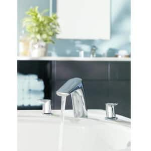 Moen Method™ Roman Tub Faucet Double Lever Handle Deckmount MT986