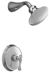 Kohler Revival® 2.5 gpm Bath and Shower Trim Kit with Single Lever Handle and Hand Shower KT16116-4A