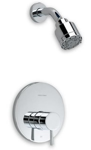American Standard Serin® Shower Valve Trim with Single Lever Handle in Satin Nickel - PVD AT064501295