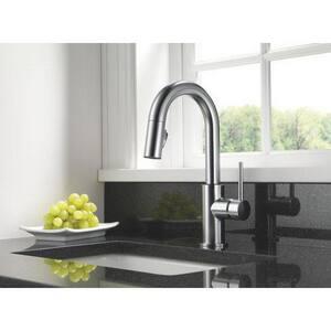 Delta Faucet Trinsic® Single Lever Handle Bar Faucet in Champagne Bronze D9959CZDST
