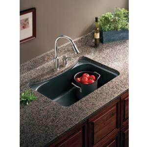 Moen Aberdeen™ Single Handle Pull Down Kitchen Faucet ...