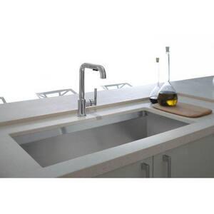 Kohler Purist® 1.5 gpm 1 Hole Deck Mount Kitchen Faucet with Single Lever Handle K7505