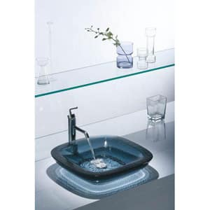 Kohler Purist® Single Handle Vessel Filler Bathroom Sink Faucet in Polished Chrome K14404-4A