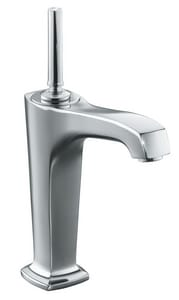 Kohler Margaux® Single Handle Vessel Filler Bathroom Sink Faucet in Polished Chrome K16231-4
