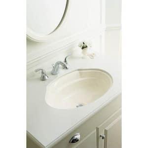 Kohler Forte® Two Handle Widespread Bathroom Sink Faucet in Brushed Chrome K10272-4-G