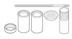 Moen Extension Kit for Waterhill Vessel Lavatory Faucet Oil Rubbed Bronze MS115ORB
